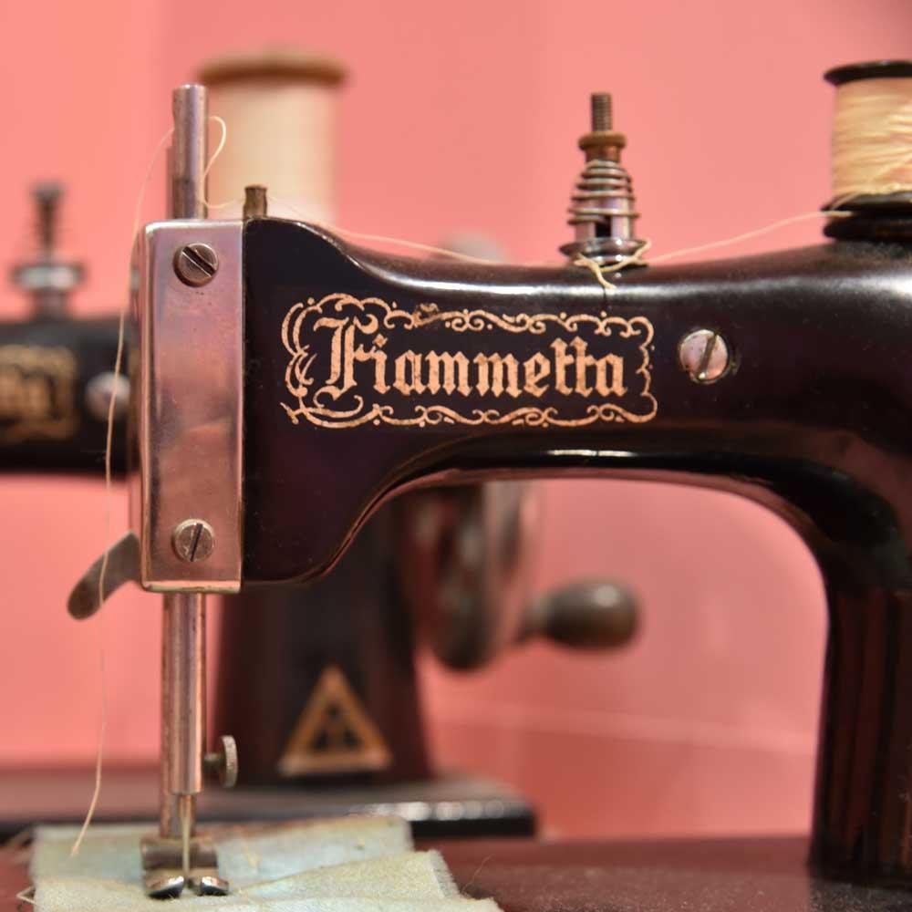 FIAMMETTA SEWING MACHINE